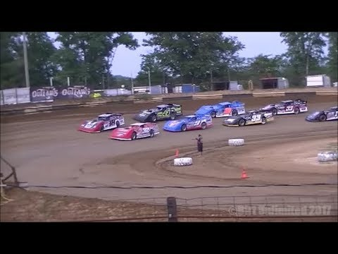 7.26.17 | World of Outlaws Late Models FULL SHOW | Fayette County Speedway