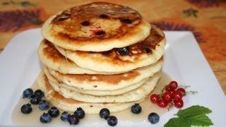 PalaČinky Recept S JavorovÝm Sirupem, KanadskÝ Pancakes!!!