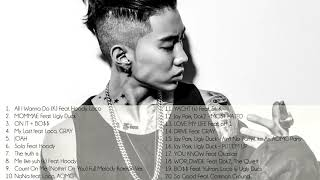 Jay Park Best 20 Songs K.