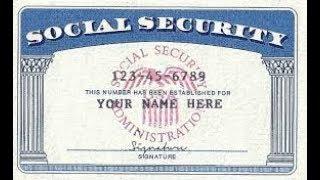 США 5307: Карточка и номер социального страхования/Лотерея грин кард - остались лишние от DV-2016
