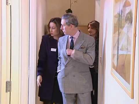 Prince Charles celebrates 60th birthday