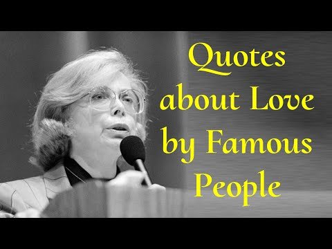 Famous Quotes About Love By Famous People!!!! | Inspirational Quotes | Positive Zone