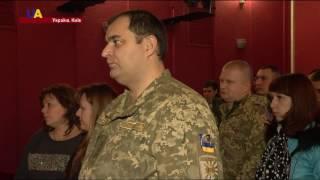 У Києві відбулася прем'єра фільму «Воїни духу»?>