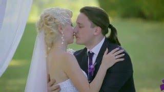 Свадебный фильм в стиле