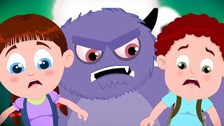 Monster Island | Schoolies Videos | Cartoons And Songs by Kids Channel
