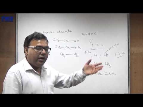 Chemistry | General Organic Chemistry (28th December 2015)