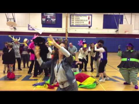 Harlem Shake (Campbell-Savona Elementary Staff)