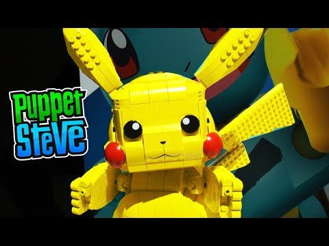 Pokemon Mega Bloks Construx Lego Sets Series 5 6 7 Mewtwo Mew Toy