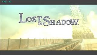 Lost in Shadow on Dolphin v2.0 - Nintendo Wii Emulator