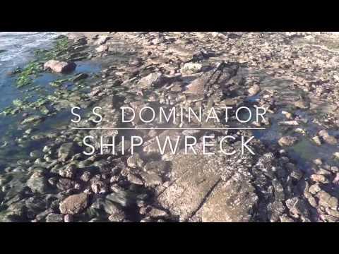 Dominator ship wreck