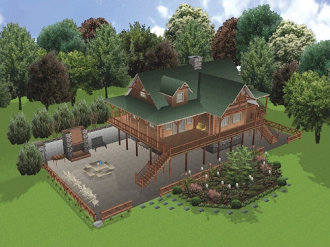 3d home architect design suite deluxe youtube for Architect 3d home landscape design