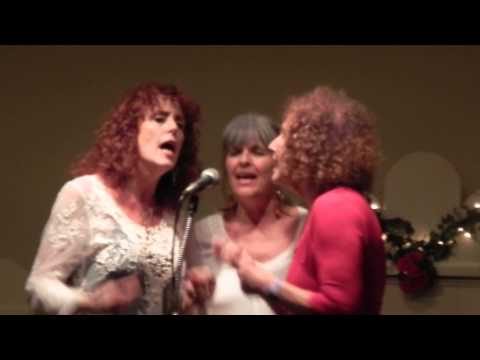 The Girls sing some of 'So Fine' recorded...
