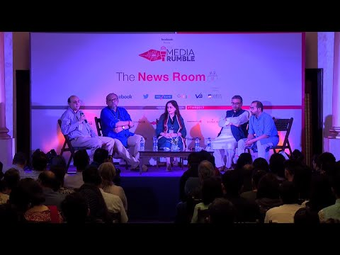 #MediaRumble: The Impact of Lutyens' media on news narratives