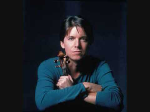Joshua Bell  Mozart  Laudate Dominum Praise the Lord