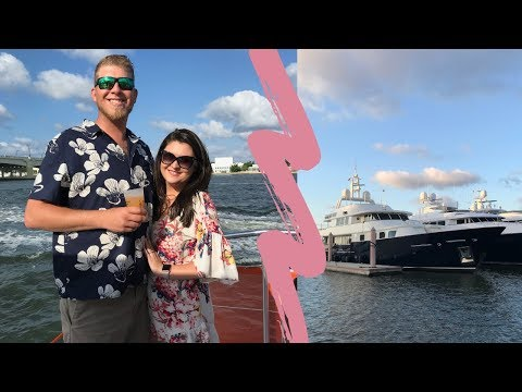 Summer Date Night | Flamingle Happy Hour Cruise