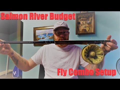 Salmon River Budget Setup (Pulaski New York)
