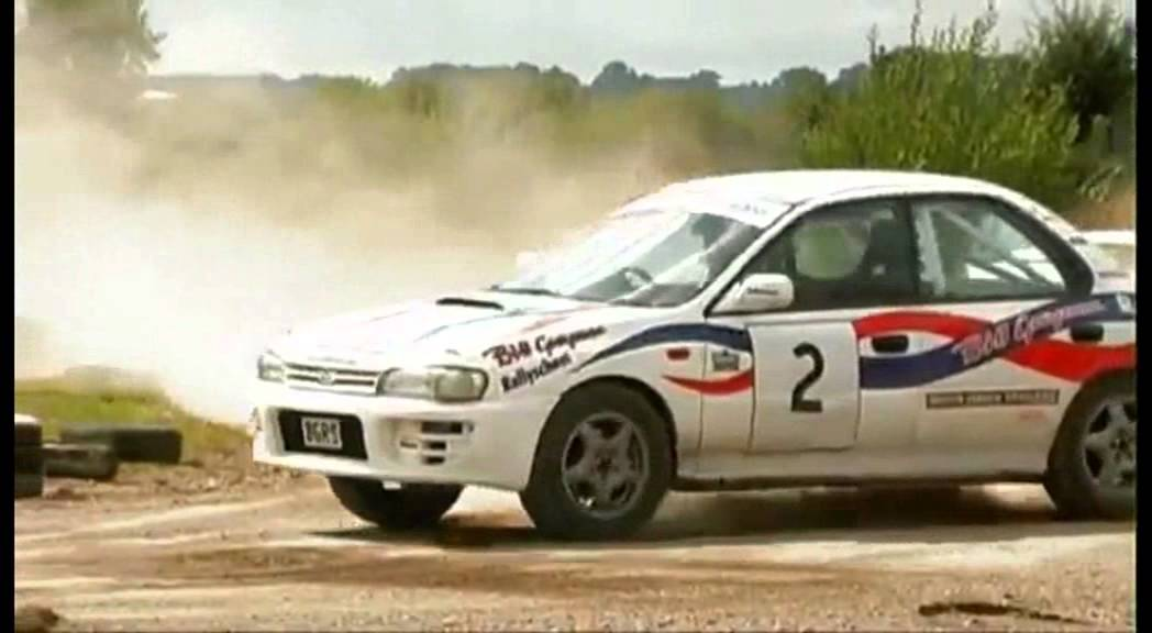 Bill Gwynne Rally Driving Day - Red Letter Days - YouTube