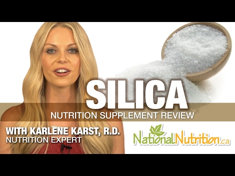 Professional Supplement Review - Silica