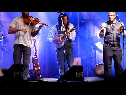 Carolina Chocolate Drops~Merlefest 2014~Cornbread and Butterbeans