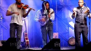 carolina chocolate drops merlefest 2014 cornbread and butterbeans