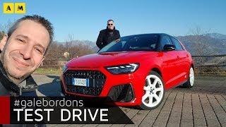 Audi A1 | Più cattiva, più mascolina, con il downsizing... [ENGLISH SUB]