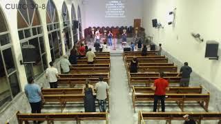 Culto Louvor e Adoração - 30/8/2020 - IPB Tingui - PT2