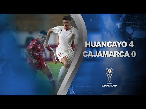 Sport Huancayo Cajamarca Goals And Highlights