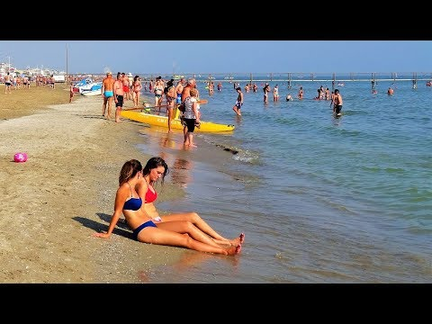 Rimini Beach, Italy - Full HD