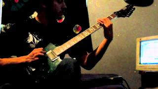 The Black Dahlia Murder - Of Darkness Spawned Guitar Cover