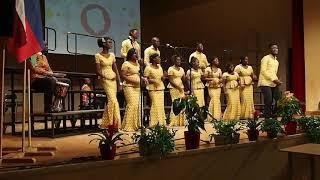 One Voice Choir - Ghana / ISSCC 2018: Friends to friends