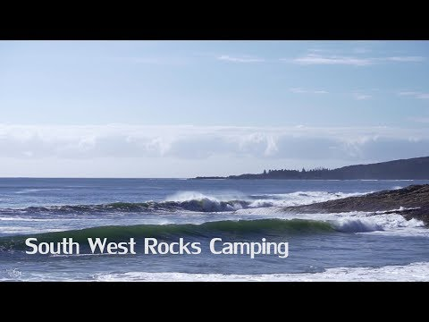 South West Rocks // Camping