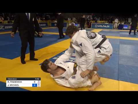 Roberto Jimenez vs Jake Michael Watson - 2019 Pan IBJJF Jiu-Jitsu Championship