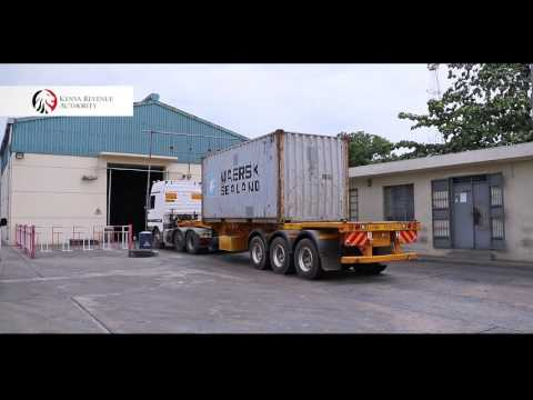 KRA Mombasa Cargo Scanning Process (Part II) - Isaac Njoka (Supervisor, Cargo Scanning Unit)