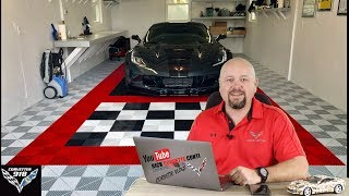Watch Before Buying A Corvette {Ordering A Corvette Live with Rick Corvette Conti}