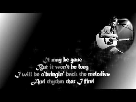 Townes Van Zandt - To Live Is To Fly, lyrics video mp3
