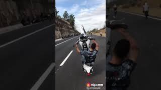Melhor de moto né