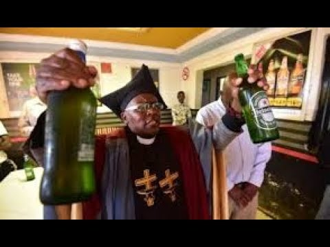 Holy Hennessy! One South African Church Takes Jesus Juice to a Whole Nother Level