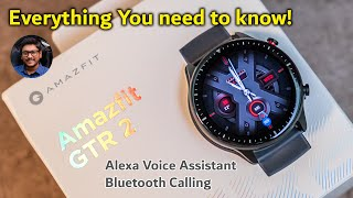Amazfit GTR 2 Review... Killer New Features for the price!