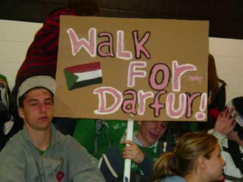 Over 200,000 Dead 2.5 Million Displaced Make Darfur Safe Again