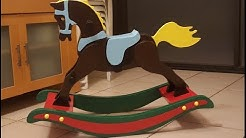 how to build a rocking horse | wooden rocking horse | rocking horse plans