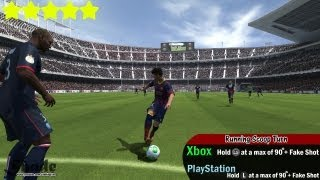 FIFA 14 All Unlisted Skill Moves Tutorial | Xbox & Playstation | HD