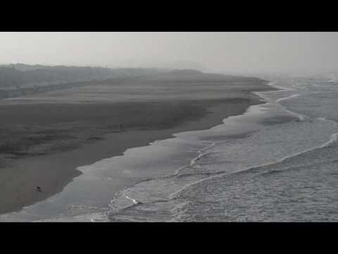 Ocean Beach Pacific Ocean Waves