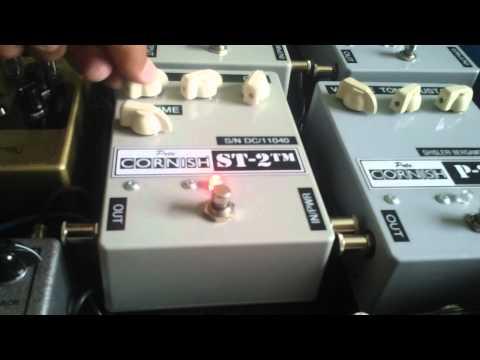 Pete Cornish ST-2 vs ColorSound PowerBoost