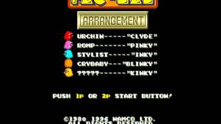 World 0 BGM - Toy Box World - Pac-Man Arrangement Music