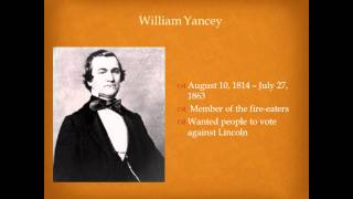 5. Causes of the American Civil War - Lincolns Election
