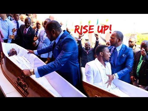Pastor Alph Lukau resurrects a man!?
