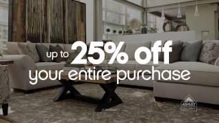 Ashley Furniture Homestore - Memorial Day Weekend Sale
