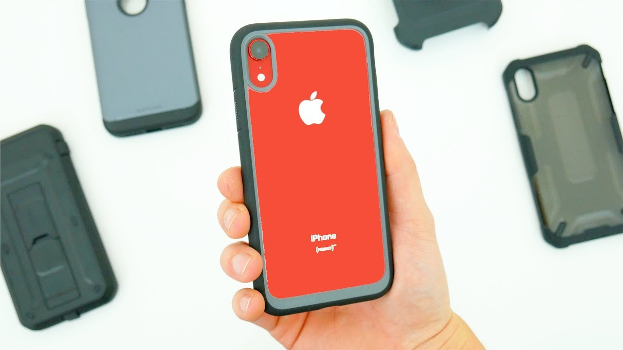 buy popular 853dc fbac6 Budget iPhone XR Case Comparison & Drop Test! (Supcase UB Style, Neo and  Pro)