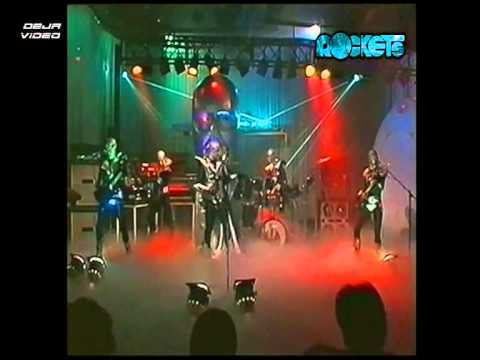 Rockets - Galactica (1980, Official Video)