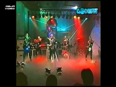 Rockets - Galactica (1980, Official Video)